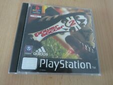 Adidas Power Soccer 2  PS1 GAME