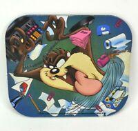 "Vintage Looney Tunes Taz Tazmanian Devil Mouse Pad 1994  9"" × 7.75"""