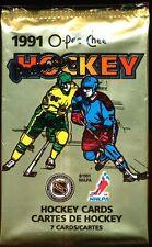 18 PACK LOT 1990/91 OPC O-PEE-CHEE PREMIER HOCKEY