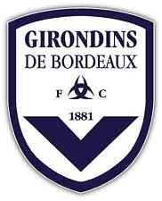 "Girondins de Bordeaux FC France Football Soccer Car Bumper Sticker Decal 4""X5"""