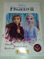 Panini Disney Frozen Sticker Album 10 Stickers Plus 25 Sealed Packs 185 STICKERS