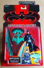 "KENNER BATMAN & ROBIN  ""BATGIRL""  ACTION FIGURE NEW/UNOPENED 1997"