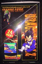 Dragonball Z Artbox Series 3 Trading Cards 20 Unopened New Packs with Box