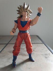 "2004 Jakks Dragon Ball Z GOKU 10"" Action Figure"