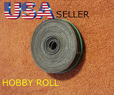 (1) 220 EMERY CLOTH HOBBY ROLL SAND PAPER