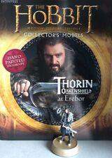 Eaglemoss * Der König, Thorin Eichenschild * #2 figur & magazine hobbit lord of