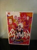 Batman 66 Omnibus by Jeff Parker DC Comics HC Hardcover NEW Sealed~