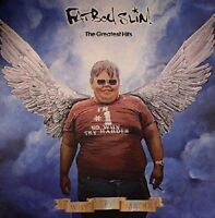 FATBOY SLIM - THE GREATEST HITS (WHY TRY HARDER)  2 VINYL LP NEW!