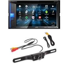 KW-V25BT In-Dash Bluetooth CD/DVD/ Digital Car Stereo Color Camera
