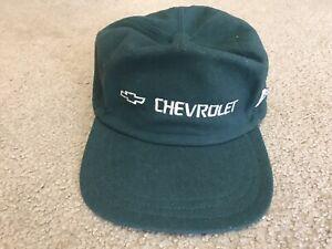 Vintage 1990's CHEVROLET CONTE of FLORENCE Trucker Cap Hat Sz 60