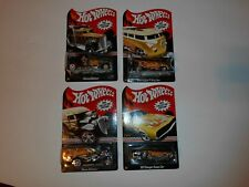 Hot Wheels 2011 Kmart Mail In 4 Car Set 69 Charger, Convoy ect. (Read Desc)
