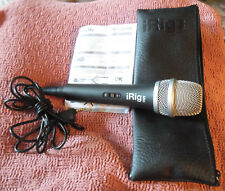 IK Multimedia iRig Mic EUC with Manual