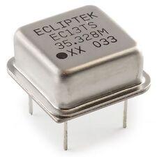 35.328Mhz 5Vdc Miniature Crystal Oscillator by Ecliptek -5Pcs