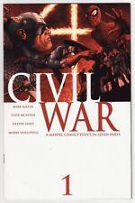 CIVIL WAR #1,2,3,4,5,6,7 + BONUS Marvel Comics Captain America Iron Man Avengers
