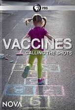 Nova: Vaccines - Calling the Shots (DVD, 2014, PBS VIDEO)