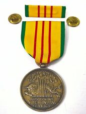 1969 US ARMY VIETNAM SERVICE MEDAL (ORIGINAL FULL SIZE)