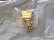 Mil-Spec ITT Cannon DA24658-15 GOLD Backshell 50u in. Gold SCRAP  NEW KIT $79