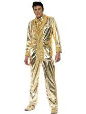 Costumi e travestimenti Smiffys per carnevale e teatro oro , prodotta in Cina