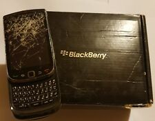 BlackBerry Torch 9800 - 4GB - Black (Unlocked) Smartphone (QWERTY)