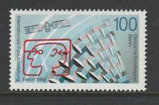 Germany Berlin 1989 Broadcasting Exhibition SG B826 MNH