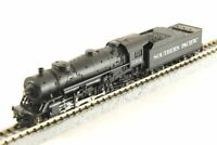 KATO N-Scale 126-0114 USRA 2-8-2 Heavy MIKADO SP #3304 made in JAPAN !!