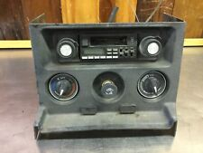 MGB - 1977-80 - Radio Center Console With Controls. Used.         MG3403