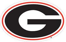 UGA UNIVERSITY OF GEORGIA Bulldogs Large Logo Decal