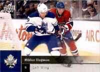 2009-10 Upper Deck Niklas Hagman #284