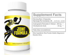 Joint Formula by Eyefive 60 Capsules CLEARANCE EXP 06/18