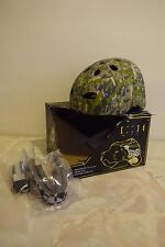 Code Cycle Skateboard Roller Skate Camo Child's Helmet Size M-L (54-60cm )