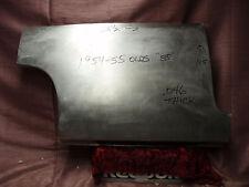 1954 1955 Oldsmobile 88 2 Door  Rear Quarter Body Repair Patch Panel