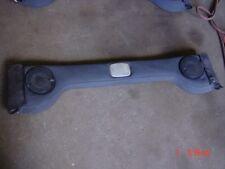 Jeep Wrangler TJ 97-02 factory sound bar 2 speakers dome light