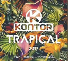 Kontor trapical 2017 * NEW 3cd's 2017 * NOUVEAU *