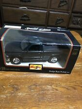 1995 Dodge Ram Pickup Truck 1:26 Scale Diecast Car By Maisto