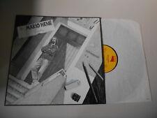 LP Pop Mario Hene - Live (14 Song) MMG REC / WoC - signiert ? -