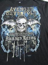Avenged Seven Fold Long sleeve shirt. Size m
