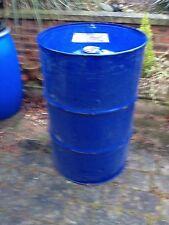 45 Gallon Steel Oil Drum
