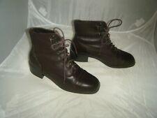 SHIP'SHORE Granny Grunge Boots Size 8 M Women's