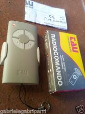 TAU 250T - 4 Canali 10 DIP-SWITCH 433,92 MHz 3V LED ROSSO Codice programmabile
