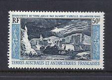 FSAT 1965 Discovery of Adelieland VF MNH Scott C7