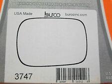 VOLVO V70 XC70 XC90 FITS RIGHT PASSENGER SIDE BURCO MIRROR GLASS # 3747