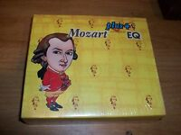 Mozart Plus EQ 3 Classical Music CD Box Set Brand New Rare Collection