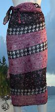 BEAUTIFUL PAREO | Sarong, Hawaii Pareo, Beach Cover-up, Scarf Shawl Wrap | S2012