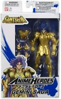 GEMINI SAGA-ANIME HEROES-SAINT SEIYA-KNIGHTS OF THE ZODIAC