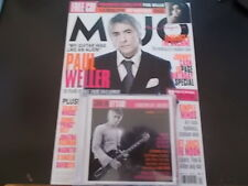 Paul Weller, Johnny Cash, Florence & The Machine - Mojo Magazine 2012 with CD