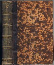 La Philosophie et la Pratique de l'ÉDUCATION par Le Baron Roger de GUIMPS 1860