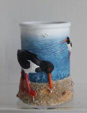 Ceramic Nautical Pen or Toothbrush Holder 3 Seaside Coastal Designs