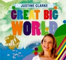 Great Big World by Justine Clarke (CD, Aug-2012, ABC for Kids)