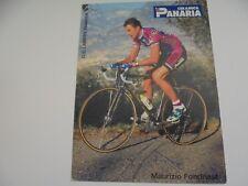 wielerkaart 1995 team lampre maurizio fondriest tour