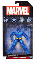 Marvel Infinite Series Blue Beast Action Figure